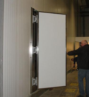 Porte pivotante isotherme coupe feu sob ei 60 tane for Solution porte 60 doors