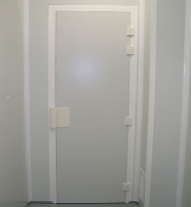 porte de service bi affleurante pour des salles propres et laboratoires tane hermetic. Black Bedroom Furniture Sets. Home Design Ideas
